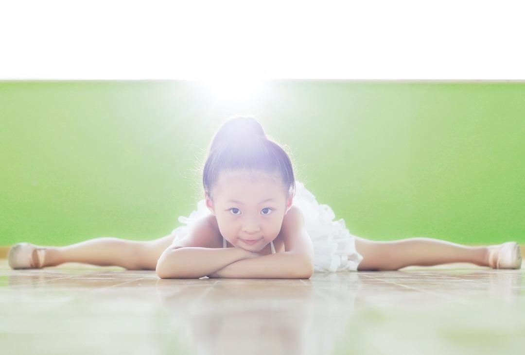 成都儿童摄影-珍贵的秘密的晒片