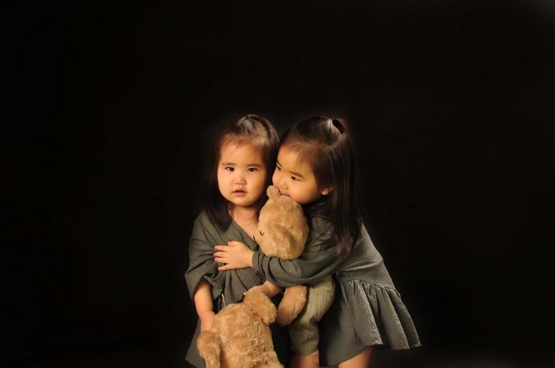 郑州儿童摄影-山色风月倦的晒片