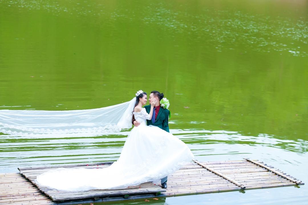 成都婚纱摄影-夏子小姐的晒片