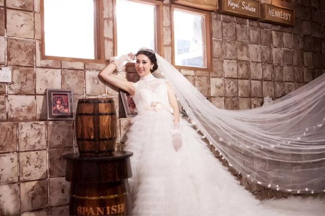 上海婚纱摄影-完美主义着 ·的晒片