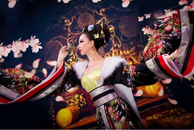 北京个人写真-南宁美摄影婚纱影楼的晒片