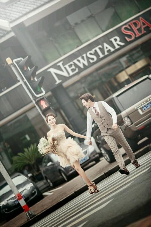 济南婚纱摄影-济南焦点视觉高端婚纱摄影的晒片