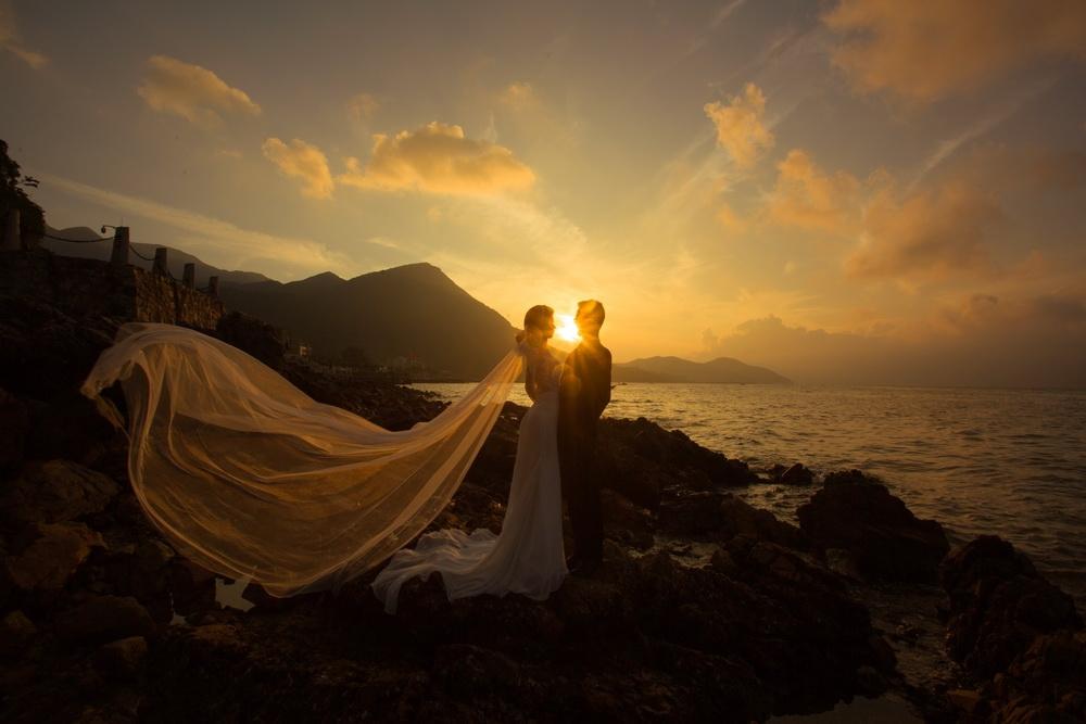 广州婚纱摄影-恋春秋在的晒片