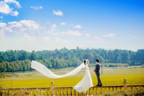 杭州婚纱摄影-小沫#*的晒片