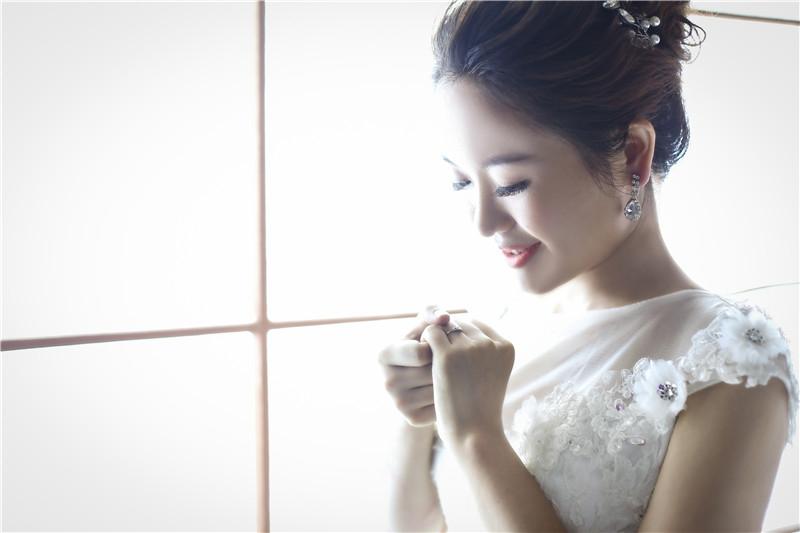 成都婚纱摄影-爱情很美好的晒片