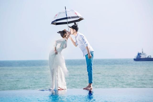 三亚婚纱摄影-蒂凡婚纱摄影的晒片
