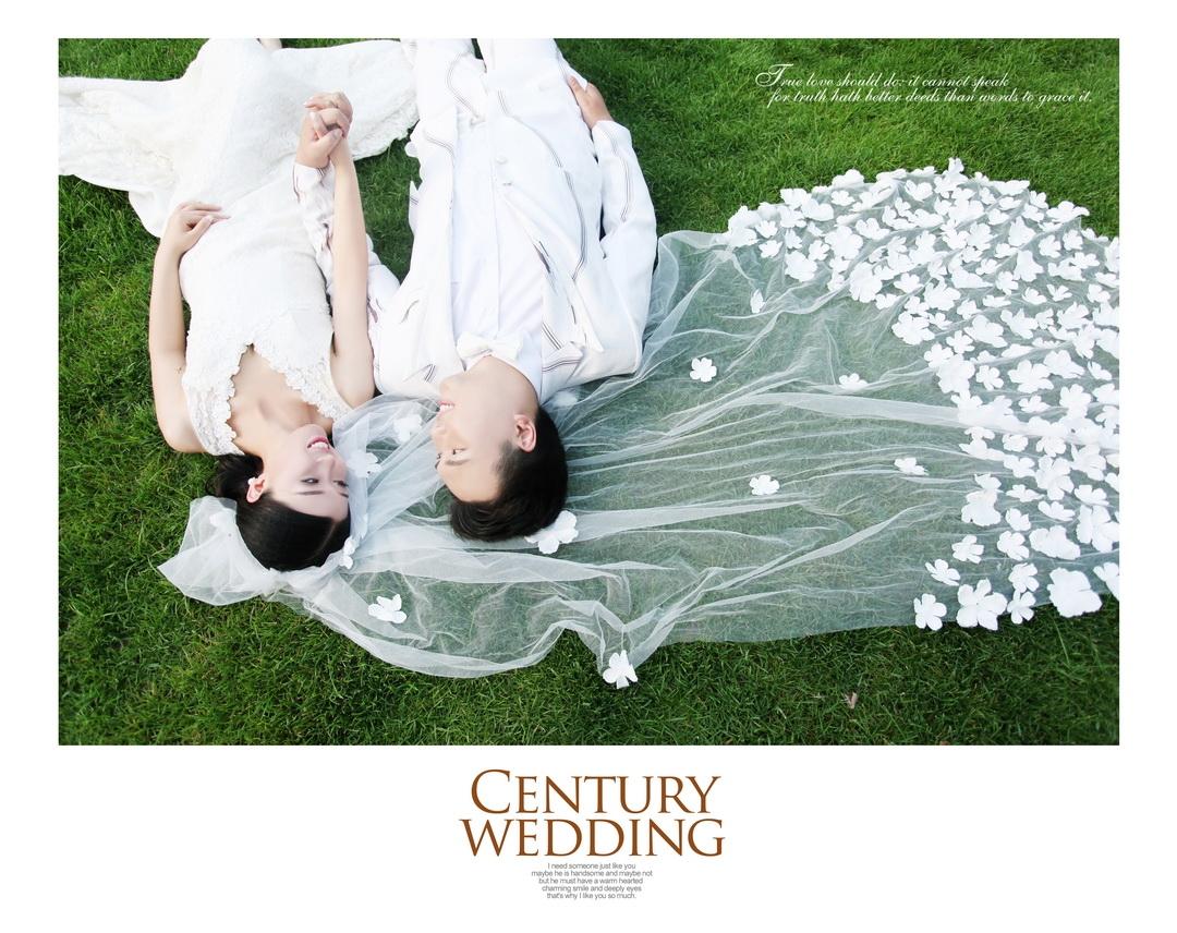 郑州婚纱摄影-旋转木马RR的晒片