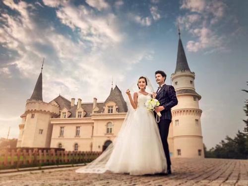 北京婚纱摄影-北京左岸视界摄影的晒片