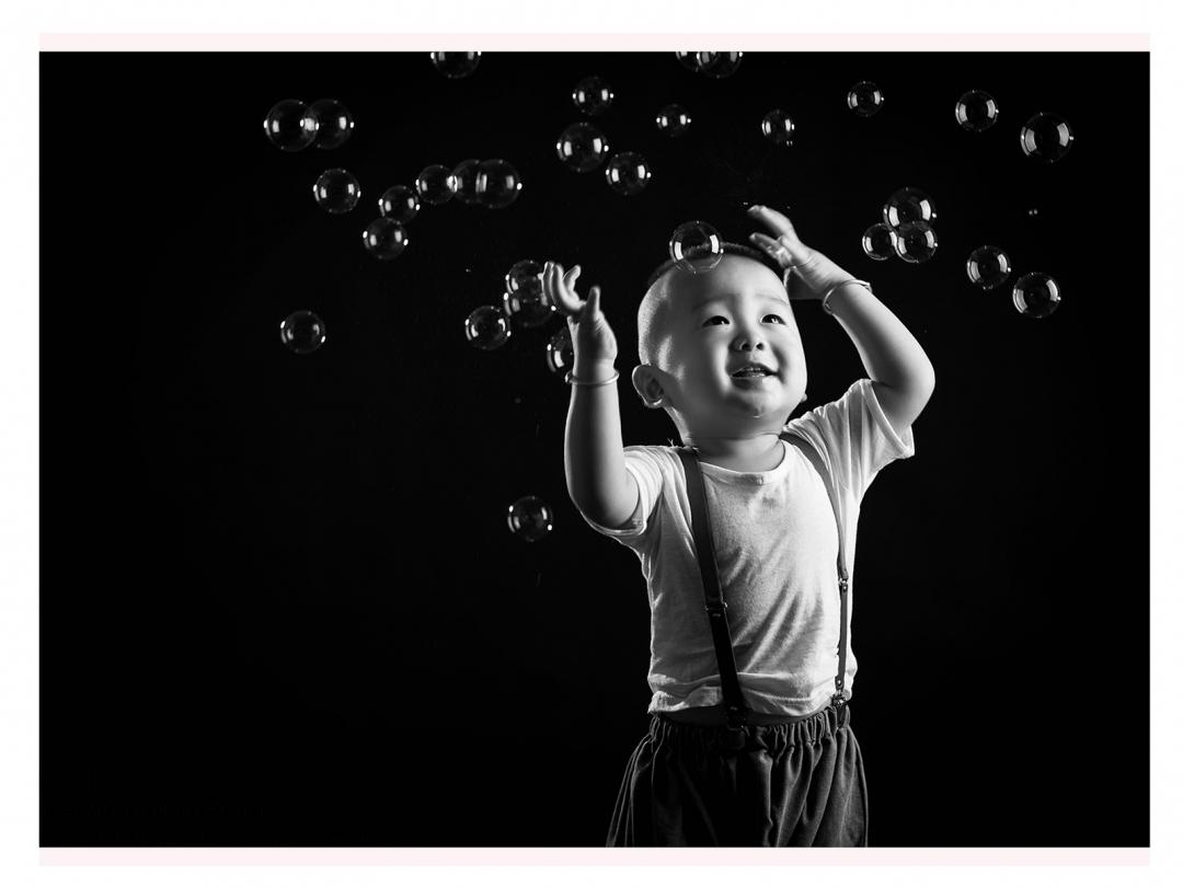 北京儿童摄影-SMILE  BABY的晒片