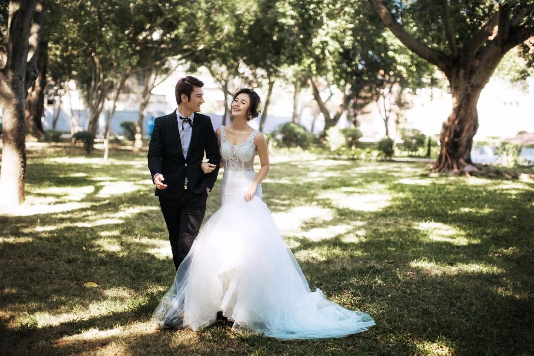 深圳婚纱摄影-逸格影像的晒片