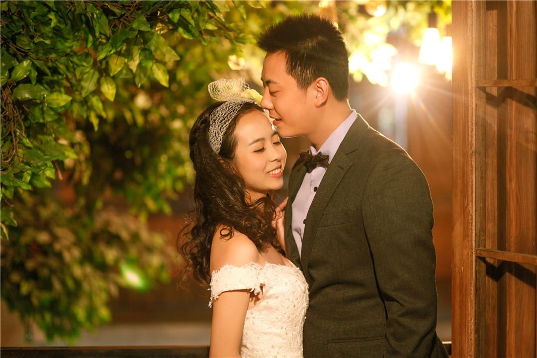 重庆婚纱摄影-重庆天妃婚纱的晒片