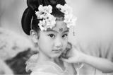 小精灵专业儿童摄影-儿童摄影-Energy-古装黑白照也可以这么呆萌-4