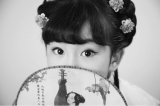 小精灵专业儿童摄影-儿童摄影-Energy-古装黑白照也可以这么呆萌-1