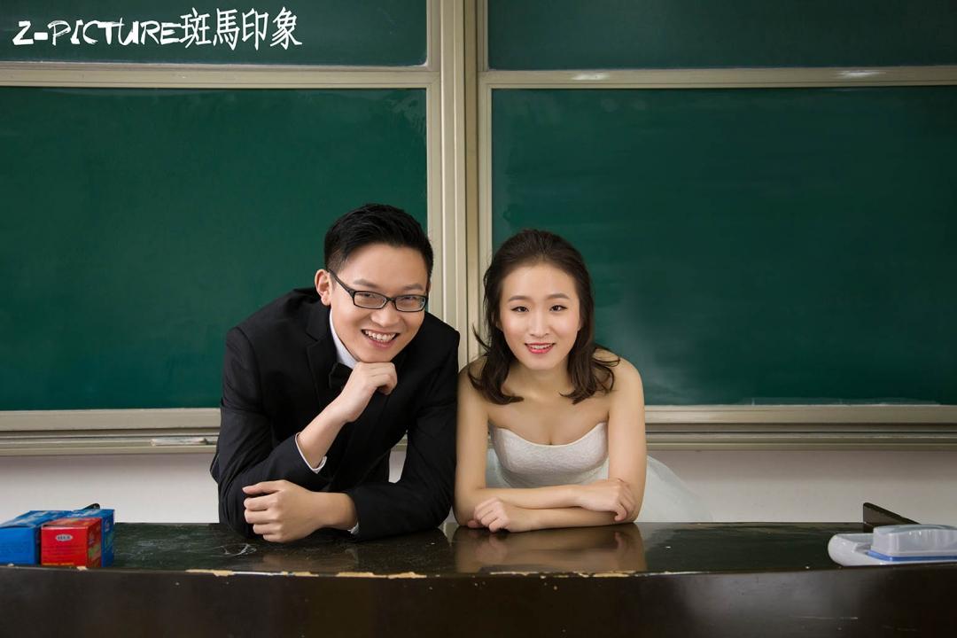 北京婚纱摄影-斑马摄影的晒片