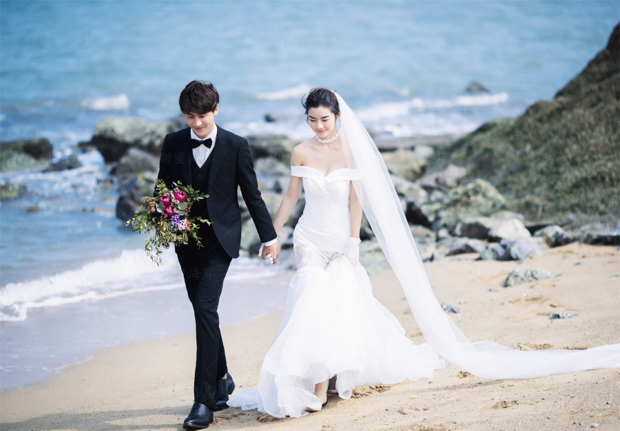 中国甜蜜海岸国际旅拍婚纱摄影