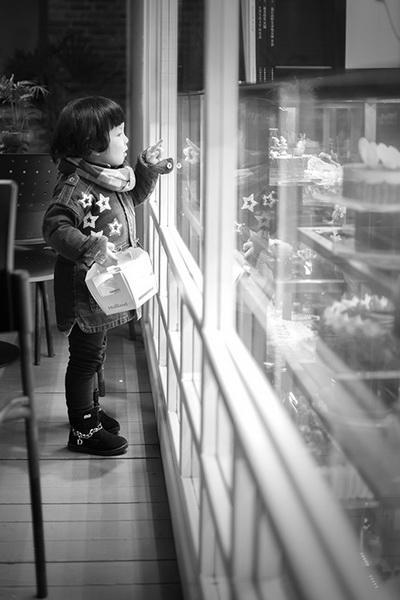 重庆儿童摄影-青春美少女噢耶的晒片