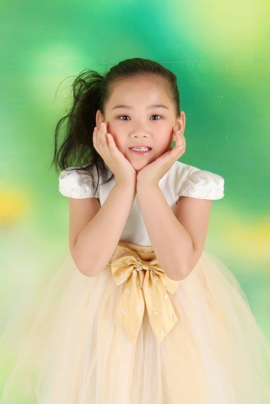 济南儿童摄影-贝贝的快乐时刻的晒片