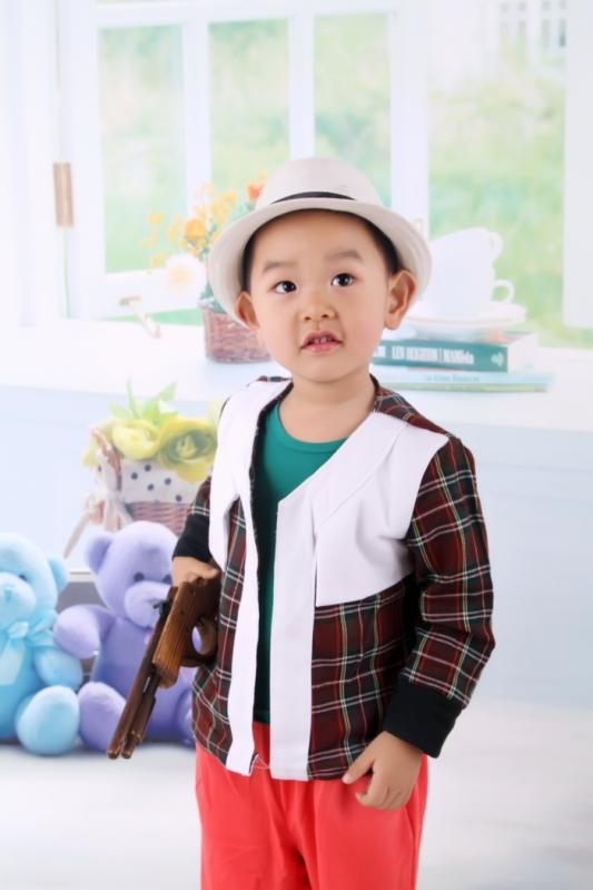 济南儿童摄影-我家宝贝初长成的晒片
