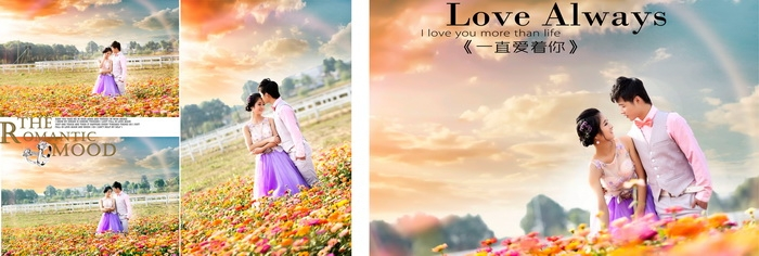 苏州婚纱摄影-福利的晒片