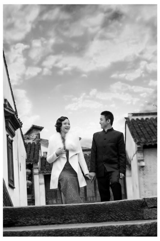 苏州婚纱摄影-oniy的晒片