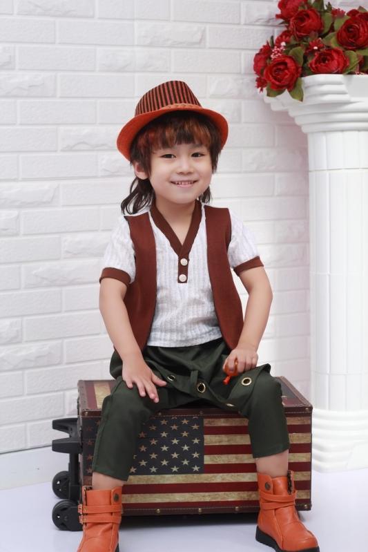 郑州儿童摄影-smile 亚宁的晒片