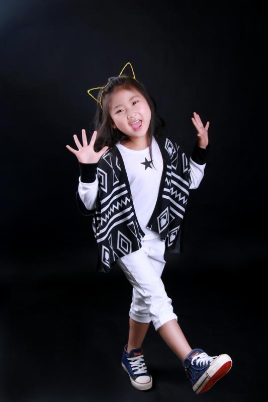 西安儿童摄影-半粒糖的晒片
