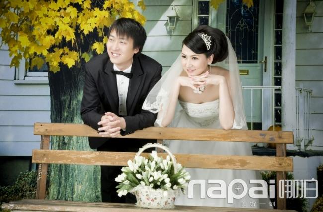 天津婚纱摄影-lain74的晒片