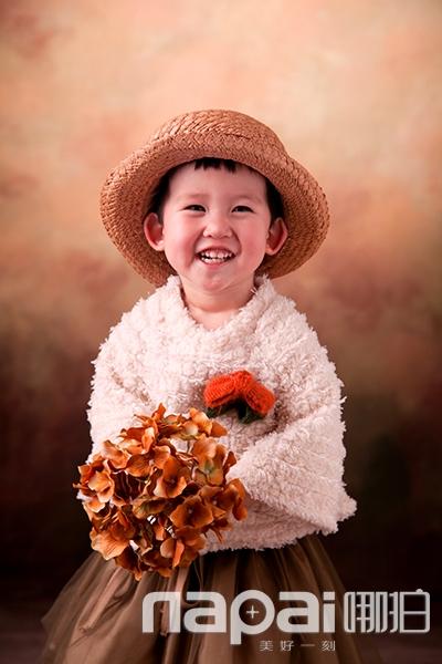 欧式大片---芝麻开门儿童摄影