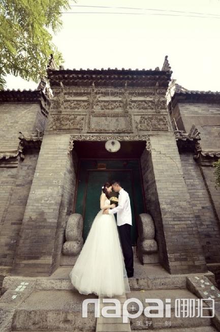 西安婚纱摄影-豆子D的晒片