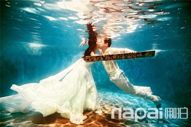 经典拍婚纱照的主题