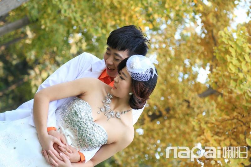郑州婚纱摄影-花花花儿的世界的晒片